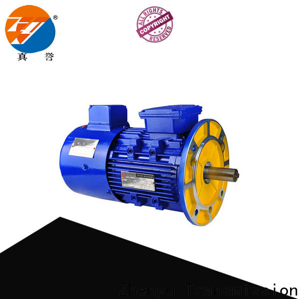 Zhenyu effective single phase electric motor for wholesale for metallurgic industry