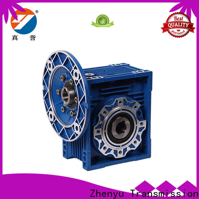 Zhenyu eco-friendly gear reducer box free quote for lifting