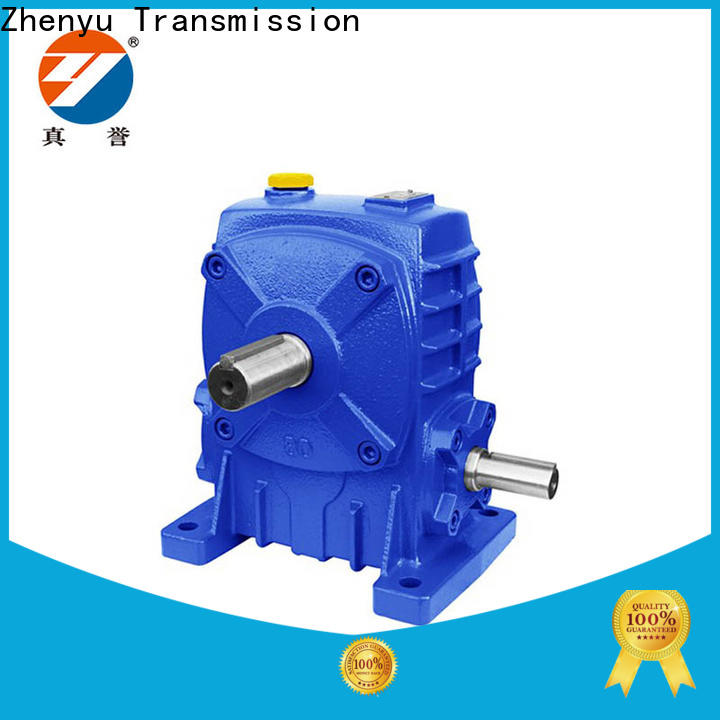Zhenyu hot-sale speed reducer motor long-term-use for transportation