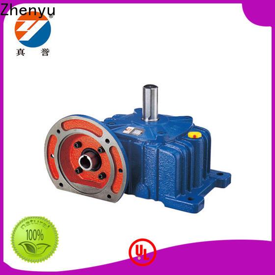 Zhenyu equipment inline gear reducer for construction