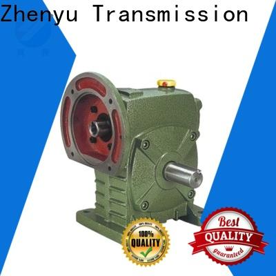 Zhenyu new-arrival motor reducer free design for printing