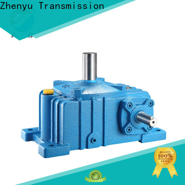 effective reduction gear box inline China supplier for lifting