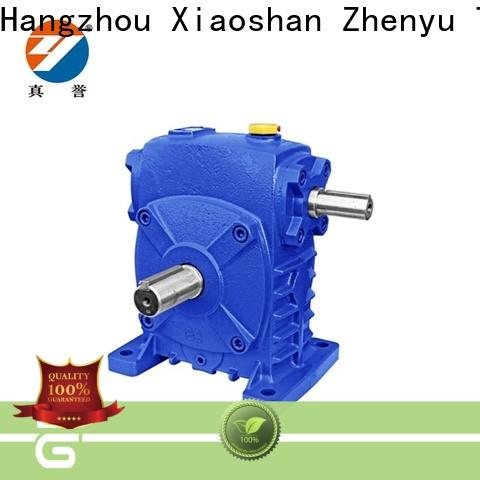 Zhenyu newly drill speed reducer long-term-use for transportation