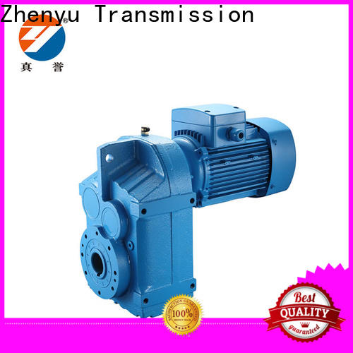 Zhenyu newly gearbox parts for construction