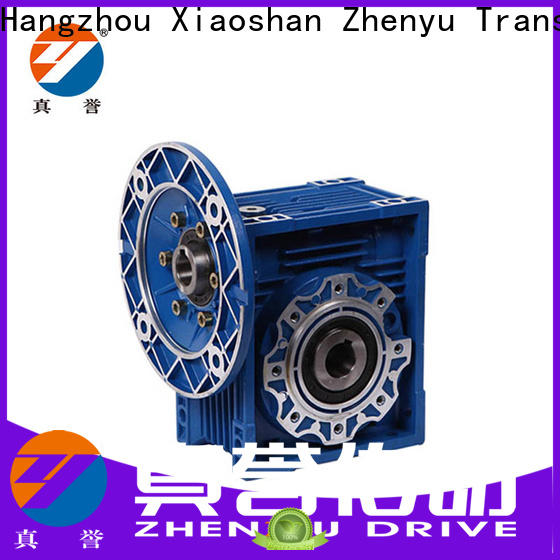 Zhenyu boxes motor reducer widely-use for construction