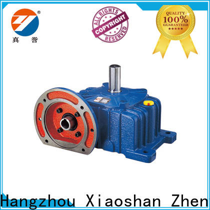 Zhenyu wpda worm drive gearbox long-term-use for chemical steel