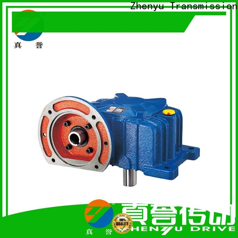 Zhenyu wpo drill speed reducer order now for transportation