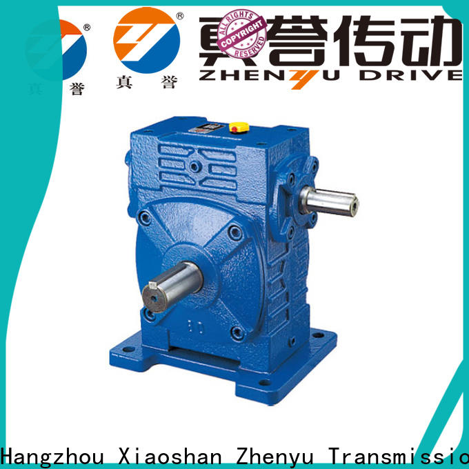 Zhenyu reverse reduction gear box widely-use for printing