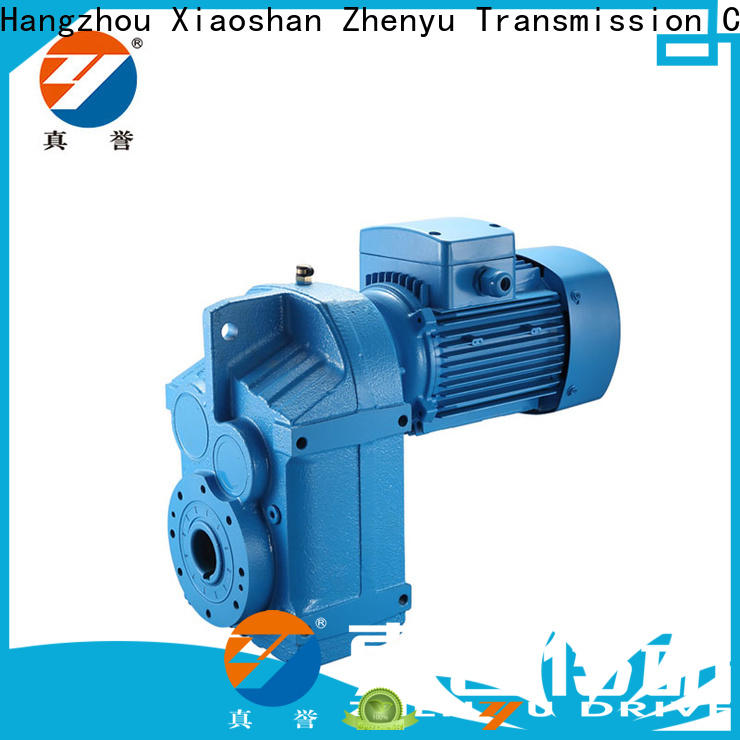 Zhenyu hot-sale gear reducer gearbox for lifting