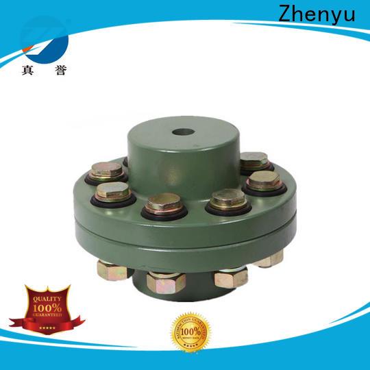 Zhenyu easy operation types of coupling maintenance free for printing