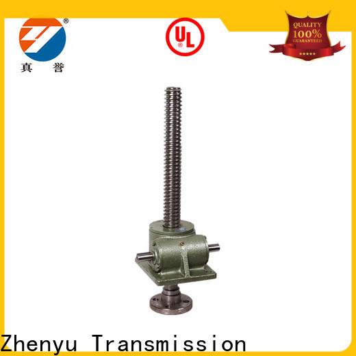 Zhenyu manual mechanical screw jack wholesale for mining