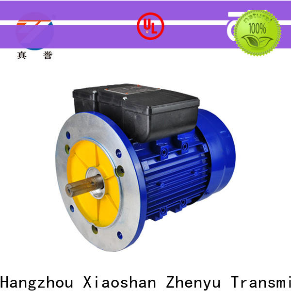 Zhenyu low cost electric motor generator free design for mine