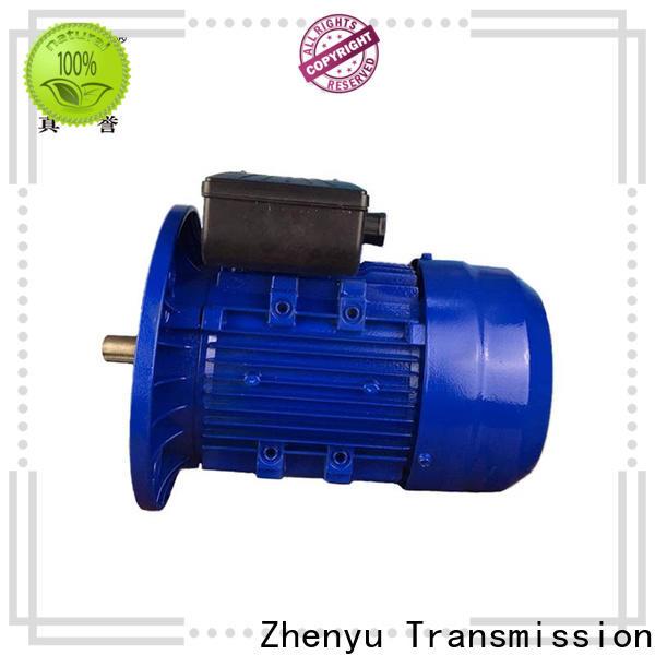 Zhenyu newly single phase motor check now for metallurgic industry