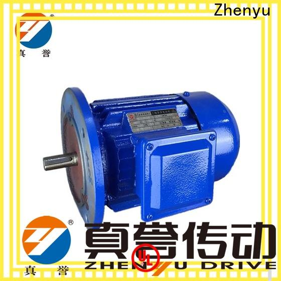 Zhenyu low cost electrical motor for wholesale for transportation