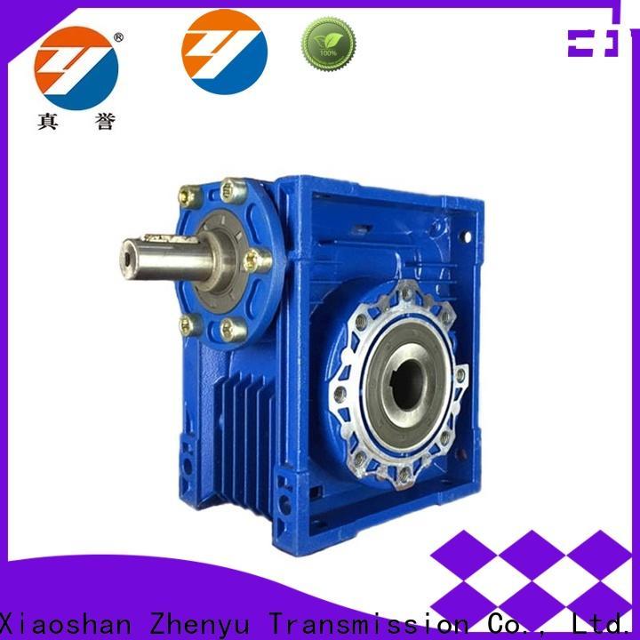 Zhenyu aluminum planetary gear box free design for wind turbines