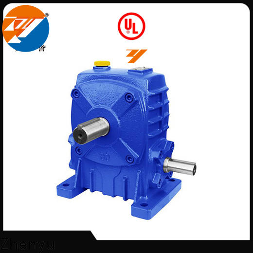 Zhenyu fine- quality transmission gearbox free quote for light industry