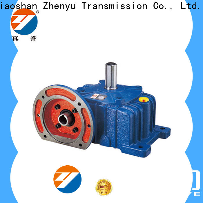 Zhenyu wpea gearbox parts free quote for light industry