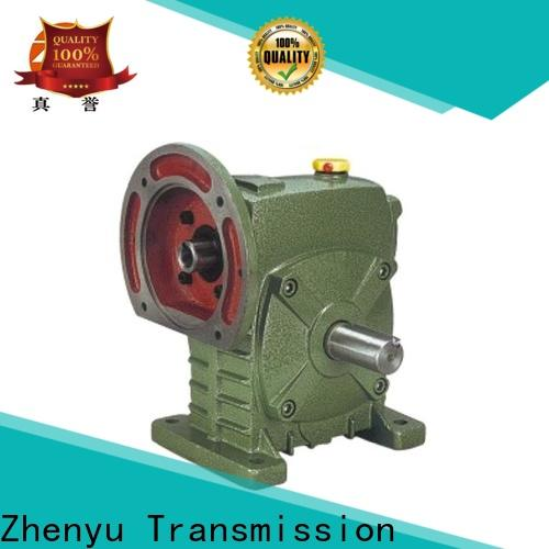 Zhenyu machine speed reducer for electric motor widely-use for cement