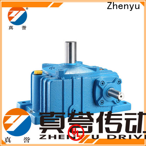 Zhenyu price transmission gearbox for light industry