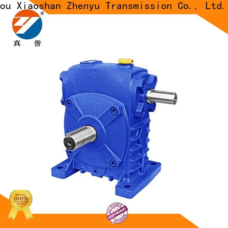 high-energy speed reducer for electric motor wpw certifications for metallurgical