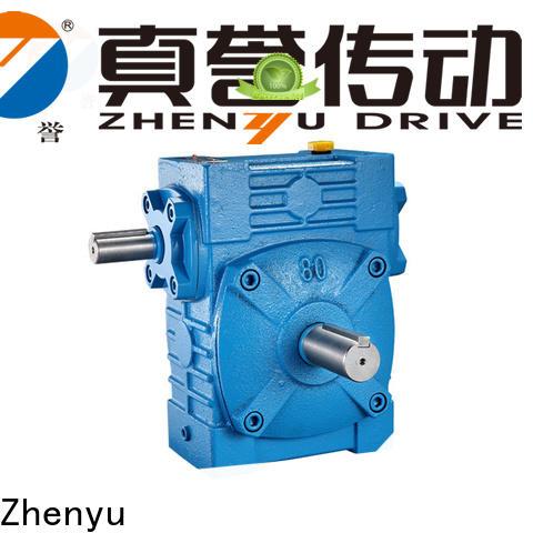 Zhenyu fseries speed gearbox order now for transportation
