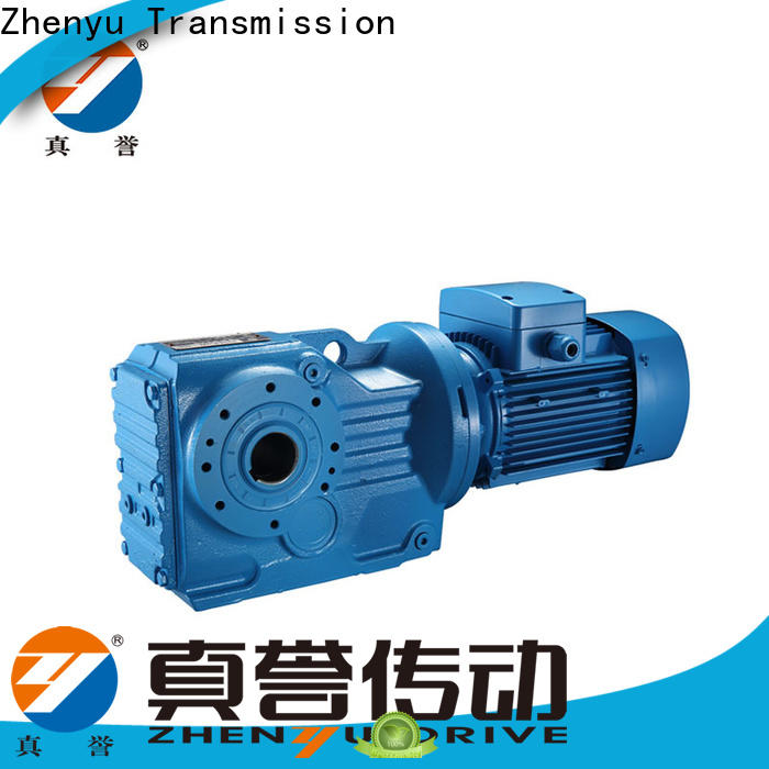 Zhenyu wpwdo gear reducer box widely-use for cement