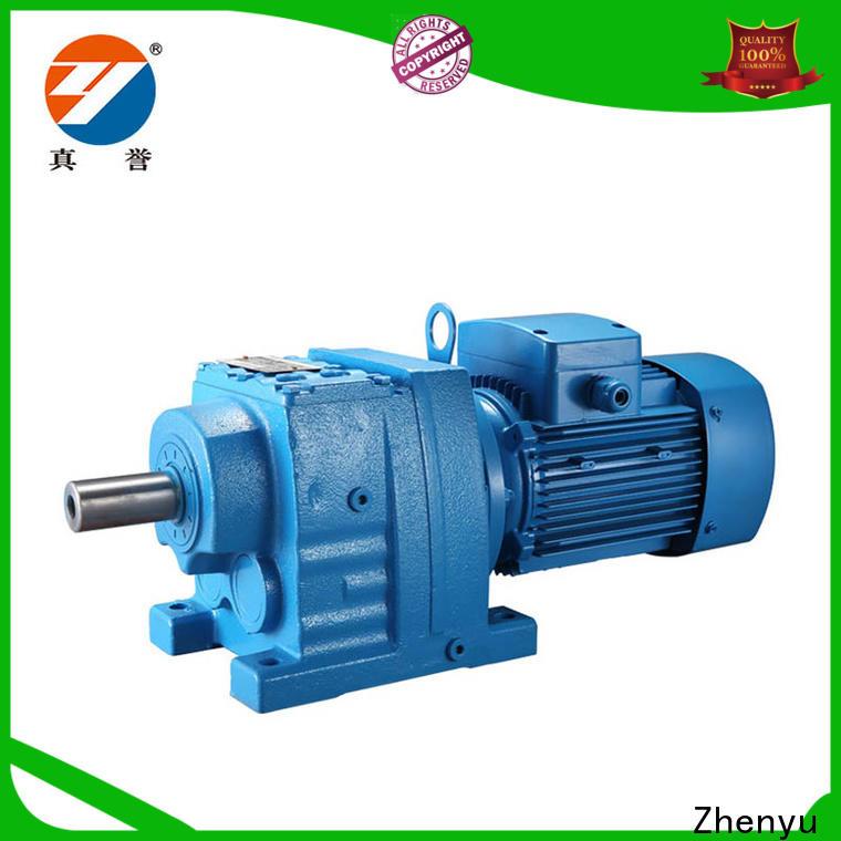 Zhenyu alloy speed reducer China supplier for printing