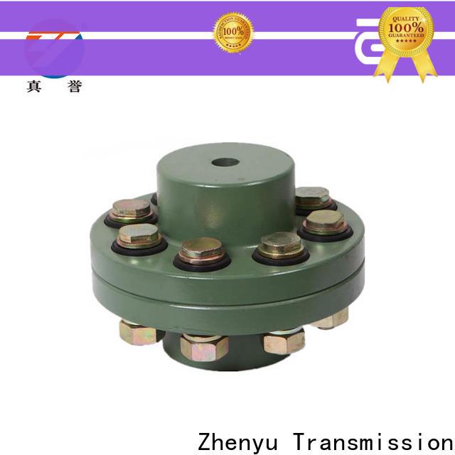 Zhenyu safety universal coupling maintenance free for light industry