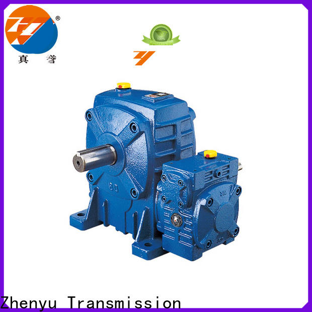 low cost reduction gear box reducer certifications for wind turbines