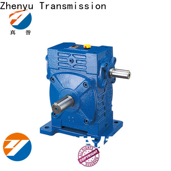 Zhenyu power electric motor gearbox free quote for printing