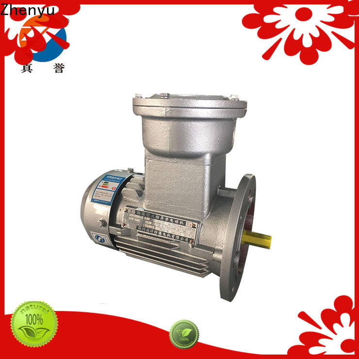 Zhenyu quick electrical motor at discount for transportation