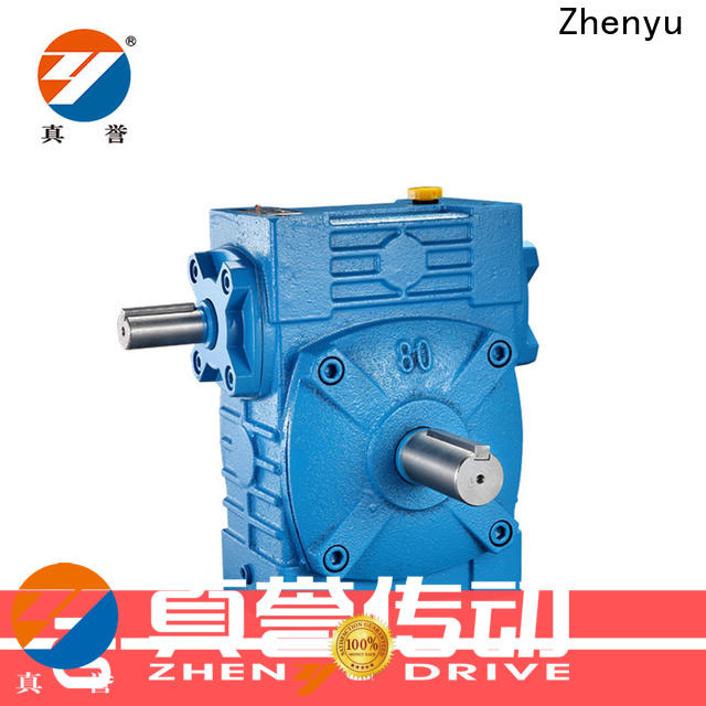 Zhenyu alloy gear reducers widely-use for printing