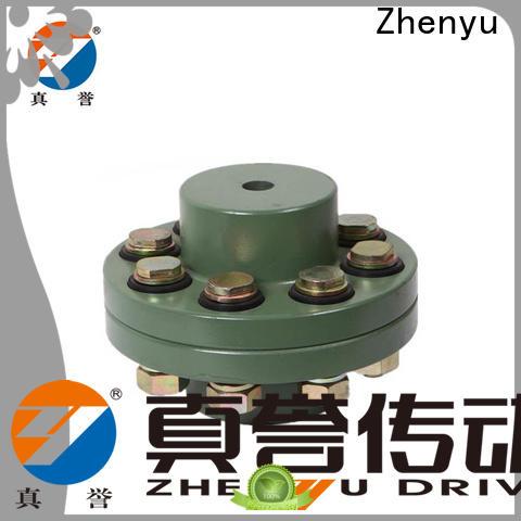 Zhenyu compact design motor coupling free design for transportation
