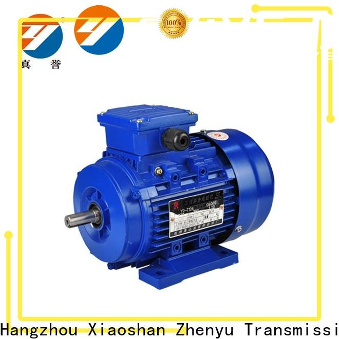 Zhenyu asynchronous electromotor check now for transportation