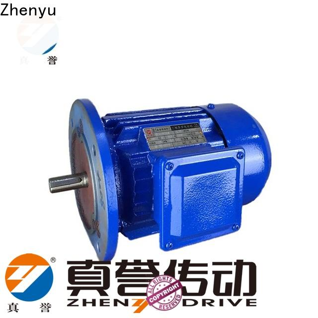 Zhenyu hot-sale electric motor generator at discount for chemical industry
