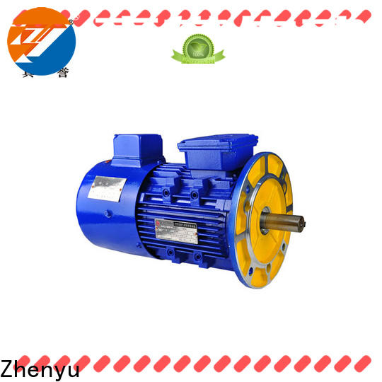 Zhenyu pump single phase ac motor for metallurgic industry