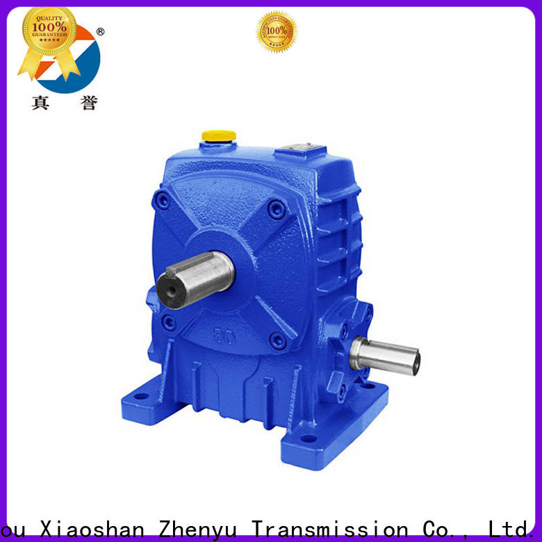 Zhenyu gear planetary gear reducer certifications for lifting
