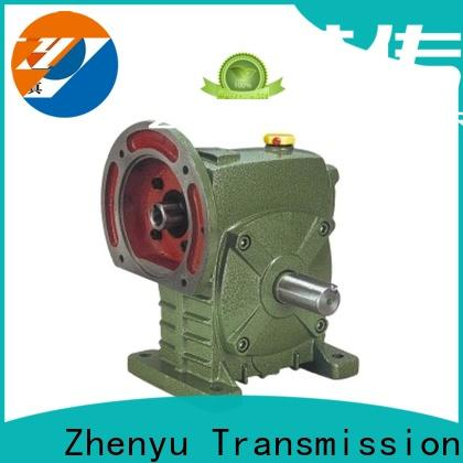 Zhenyu effective planetary gear box certifications for cement