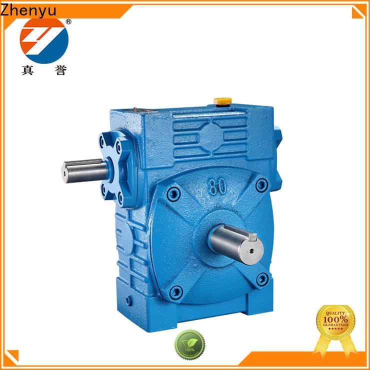 Zhenyu high-energy worm gear reducer for printing