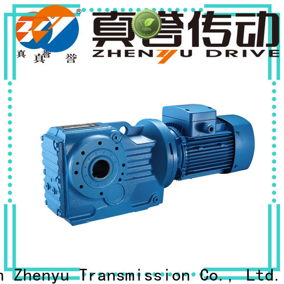 Zhenyu newly drill speed reducer China supplier for wind turbines