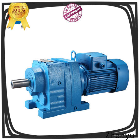 Zhenyu first-rate worm drive gearbox free quote for mining