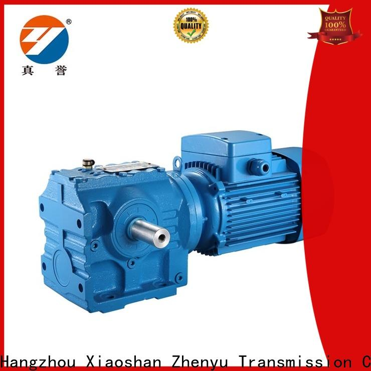 Zhenyu wpws speed reducer for electric motor China supplier for lifting