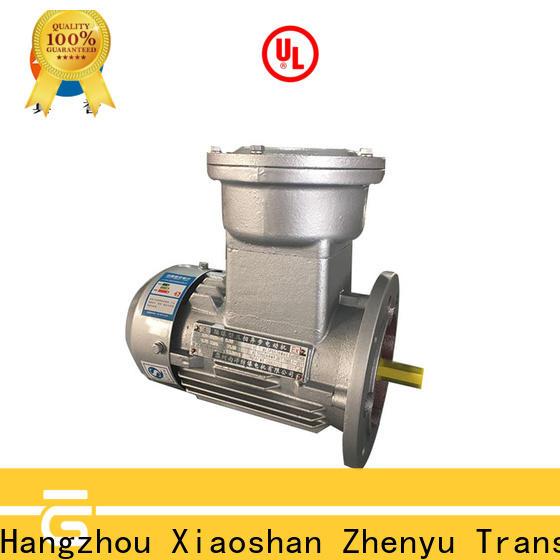 Zhenyu threephase three phase motor free design for dyeing