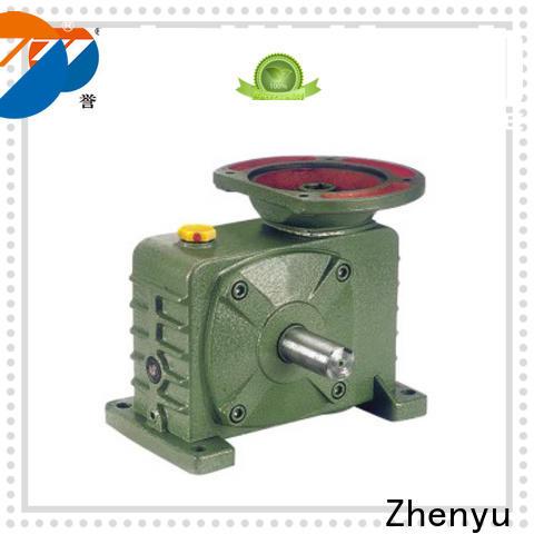 Zhenyu metallurgical gear reducer certifications for mining
