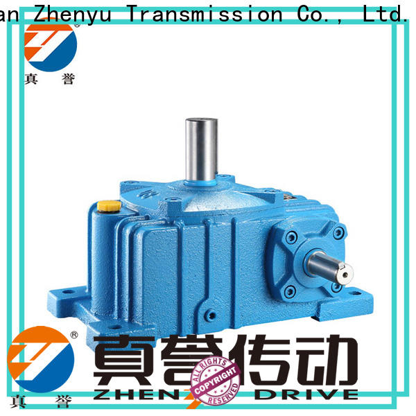 Zhenyu overview speed reducer motor certifications for lifting