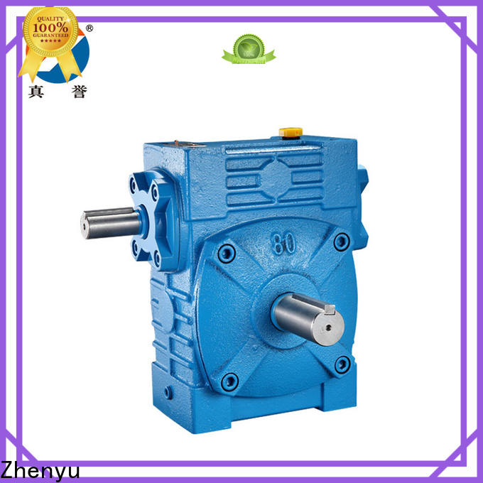 Zhenyu high-energy speed reducer gearbox order now for lifting