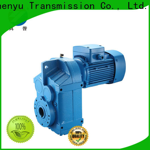 Zhenyu first-rate reduction gear box for transportation