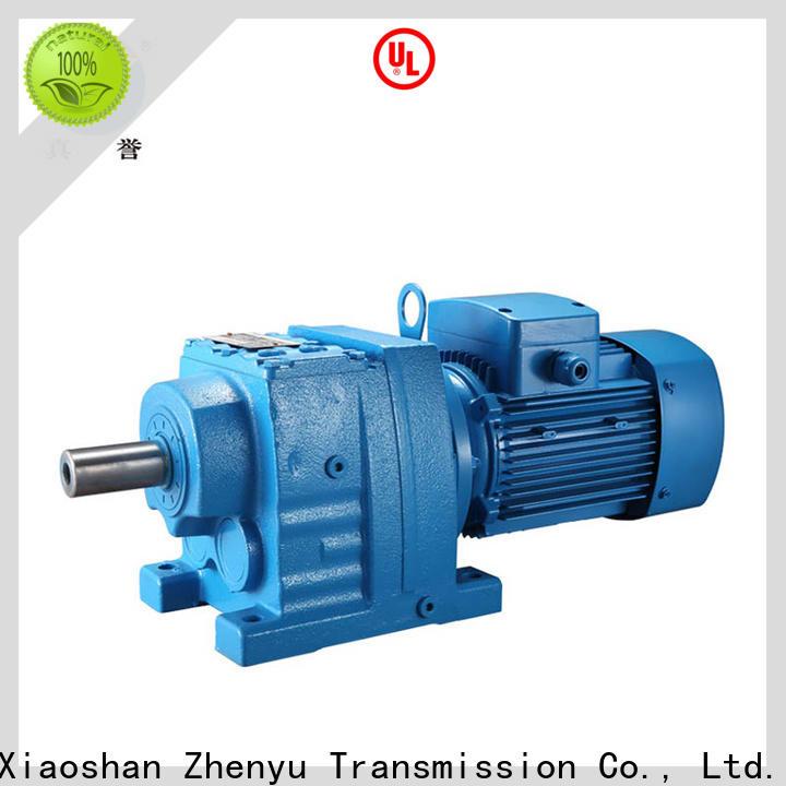 Zhenyu wpwd reduction gear box for mining