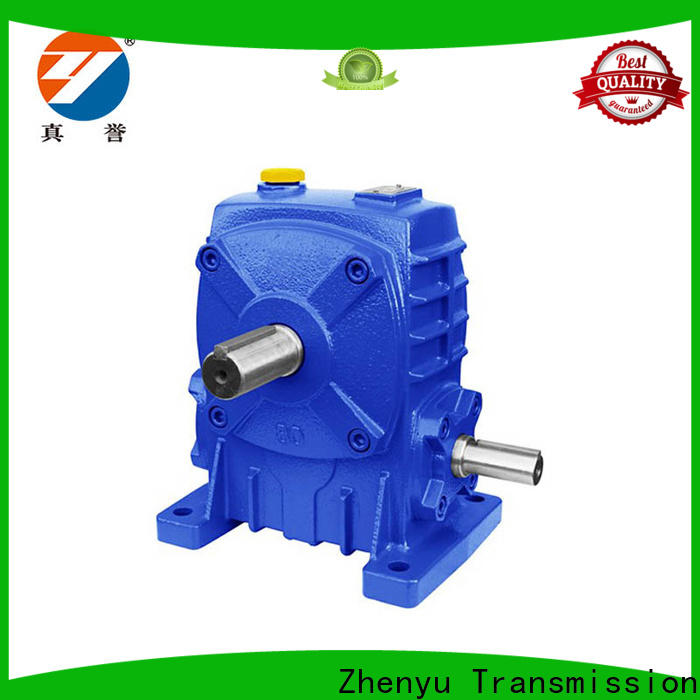 Zhenyu eco-friendly gear reducer free quote for lifting