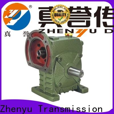 low cost sewing machine speed reducer wpdo China supplier for transportation